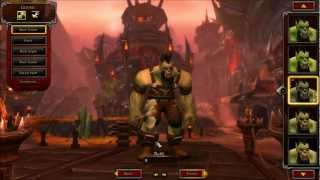 The adventures begin! - Let's play World of Warcraft - Race 1: Orc - Part 1