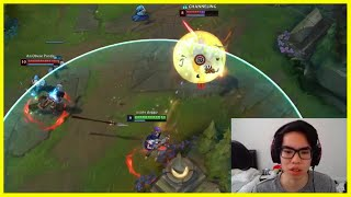 Insane Caitlyn 1v2 - Best of LoL Streams #1049