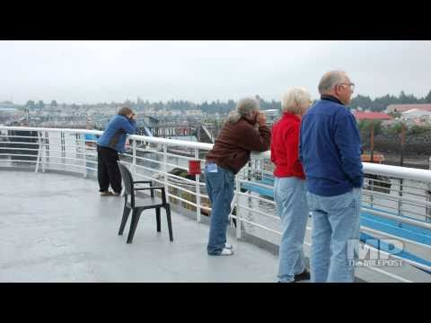Alaska Ferry Travel