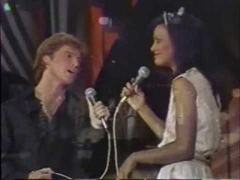 Andy Gibb Marilyn McCoo - I Just Wanna Be Your Everything - SOLID GOLD 1981