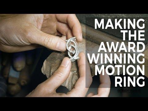 Motion Rings, Making the Custom Rings for Men and Women