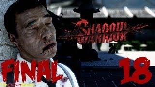 """Прохождение Shadow Warrior [HD] - Часть 18: Финал (Глава 17: """"Если это победа..."""") [RUS]"""
