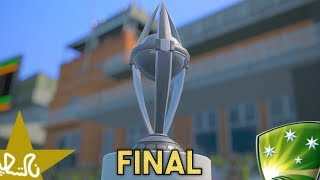 FINAL ICC CRICKET WORLD CUP 2019 GAMING SERIES - AUSTRALIA v PAKISTAN (ASHES CRICKET 19)