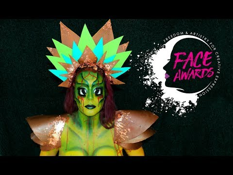 NYX Professional Makeup Face Awards Australia & New Zealand ENTRY! 2019 #NYXFaceAwardsANZ