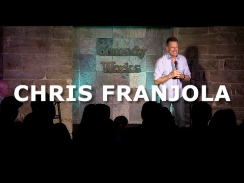 Chris Franjola - Today's Music - Comedy Works - YouTube