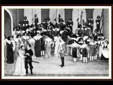 I Puritani (Acts II & III) - Callas, di Stefano [1952 Mexico City]
