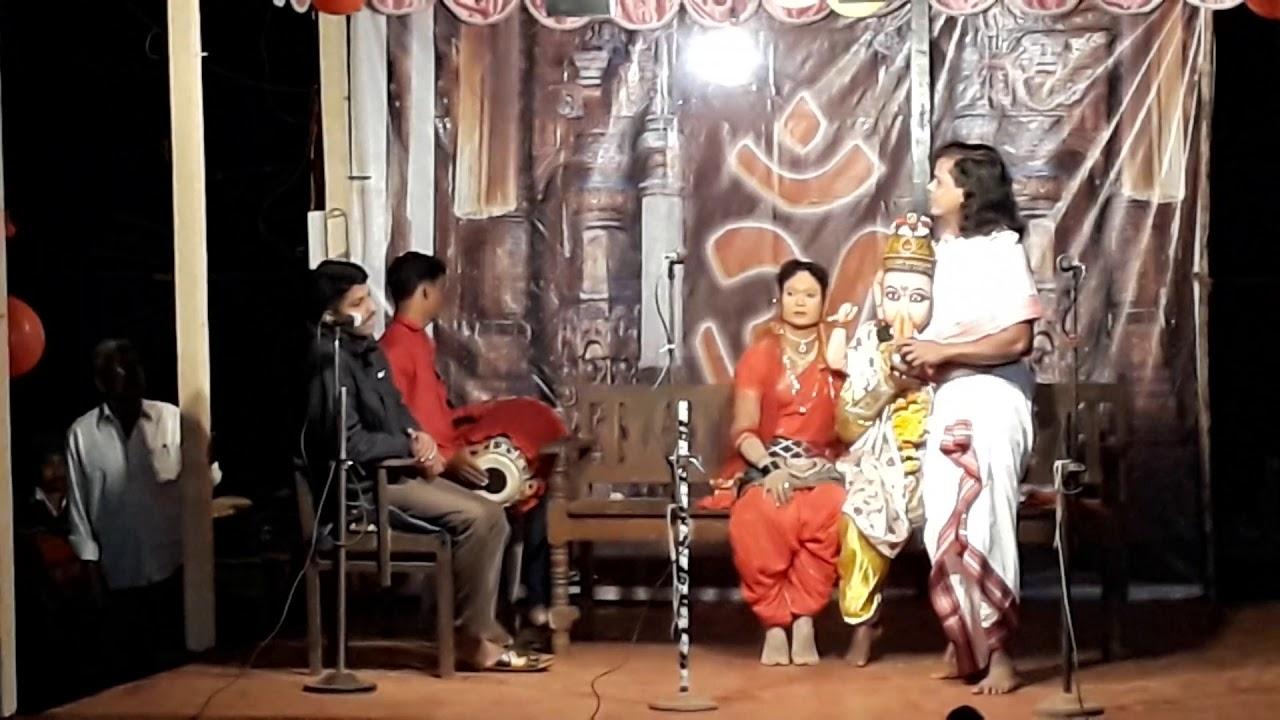 Download Parsekar Dashavtar natyamandl Vengurla Shiv- kalika yuddha