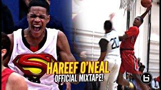 Shareef O'Neal OFFICIAL BALLISLIFE MIXTAPE!!! UCLA Bound!