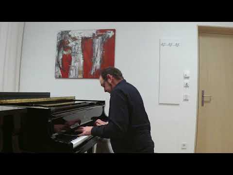 Forgotten Memories for Solo Jazz piano by Andreas Thaller