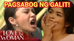 Natikman ni Dana ang galit ni Jia | LOVE THY WOMAN July 19,2020 Highlights | Fan made Voice over