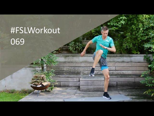 Dribbel Kniehef en Buikspieren | FSLWorkout 069