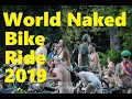 World Naked Bike Ride 2019 - Portland, OR・Laurelhurst Park・ワールド・ネイキッド・バイク・ライド 2019
