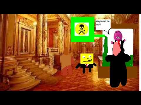 bob esponja saw en el juego macabro 3 - YouTube
