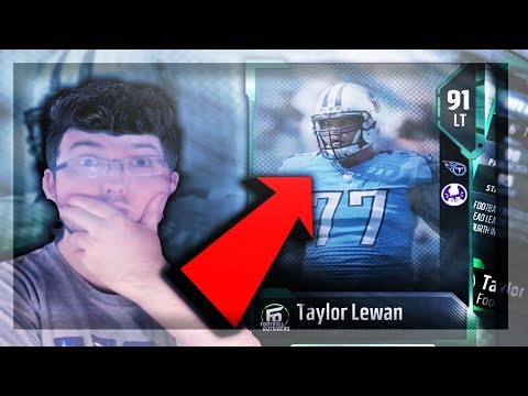 NEW FOOTBALL OUTSIDERS TAYLOR LEWAN AND KEENAN ALLEN!!!!| MADDEN 18 ULTIMATE TEAM FOOTBALL OUTSIDERS