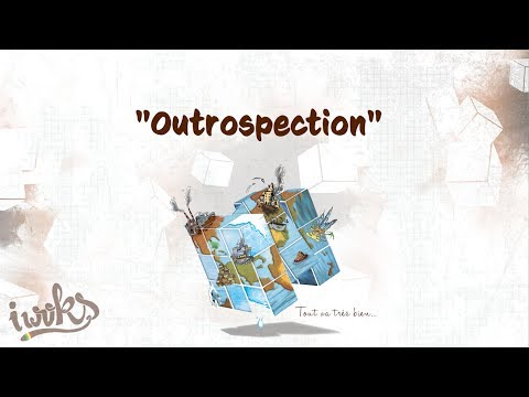 ✍ I Woks  Outrospection  Album
