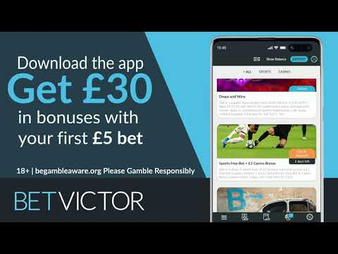 Betvictor mobile betting games 5 person golf betting games snake