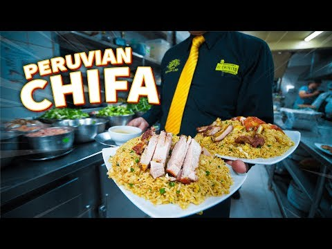 Chifa: The Chinese Peruvian Food You Never Heard Of