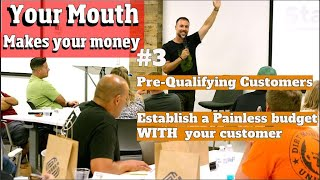 Keynote Speech- Your mouth makes you Your Money #3   4 k video
