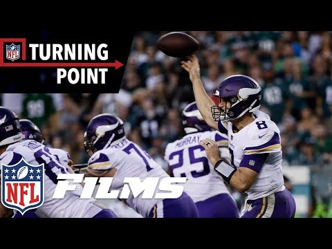 The Two Plays that Changed the Eagles vs. Vikings Week 5 Outcome | NFL Turning Point