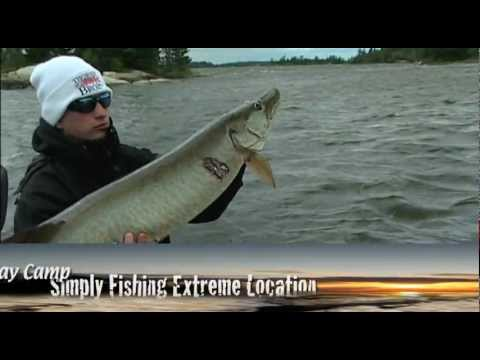 Simply Fishing 2208 Witch Bay 100th Pt2