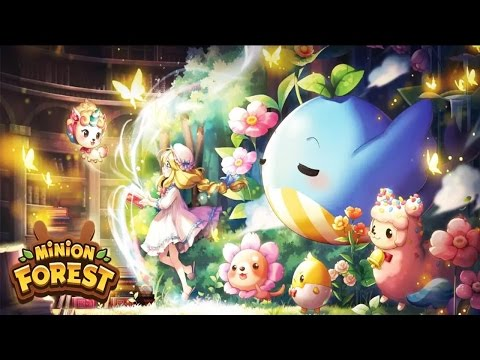Minion Forest Android Gameplay u1d34u1d30