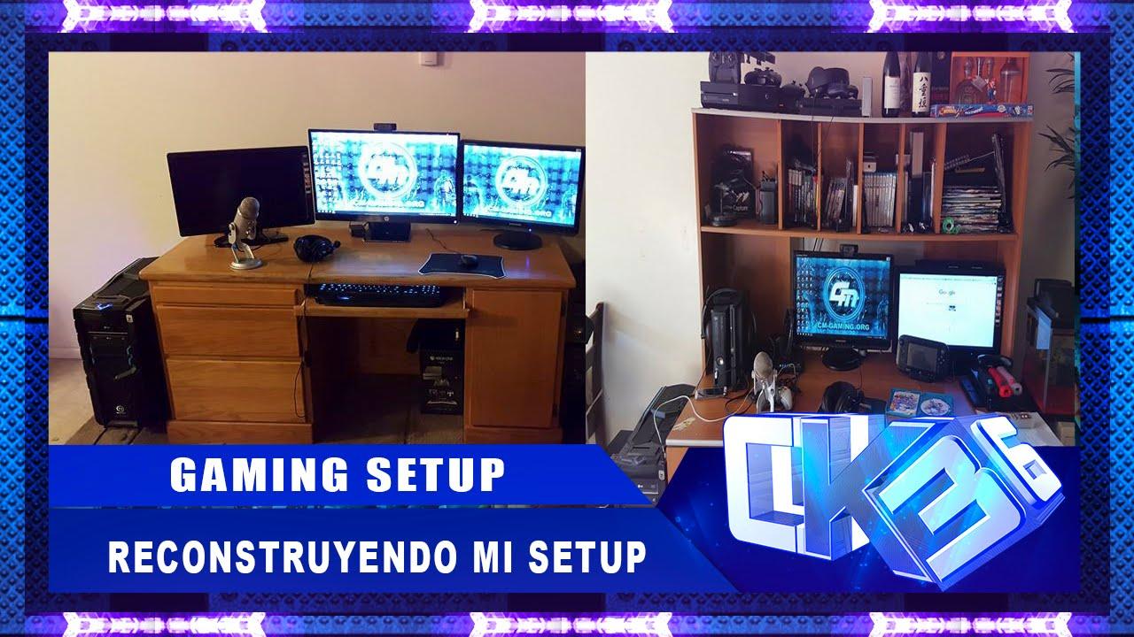 Vlog - Reorganizando mi Gaming Setup :) - YouTube - photo#10