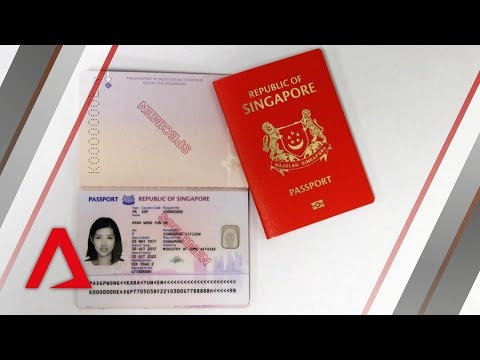All Singapore passport and NRIC applications to be done online from 2020