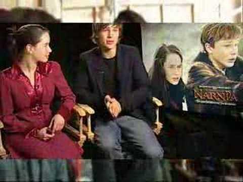 Emily, William, Anna, Skandar and Emily