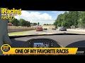 iRacing IMSA: Clean racing = Awesome racing (IMSA @ Road Atlanta)