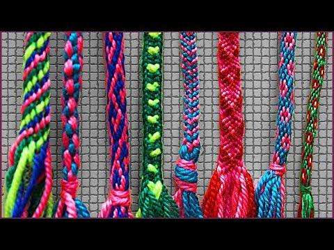 Кумихимо. Плетение шнуров. Плетение кумихимо. Шнур своими руками. Плетение. (Kumihimo)