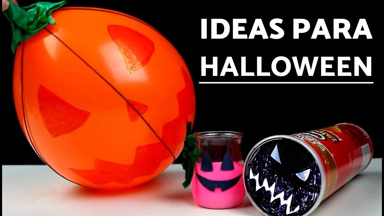 Ideas para halloween adornos para halloween caseros - Adornos de halloween ...