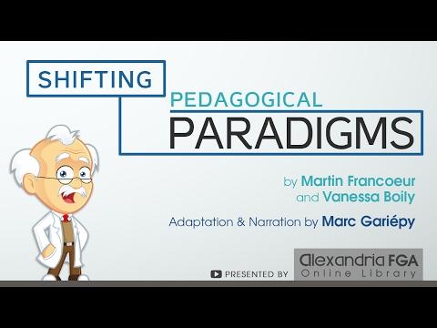 Shifting Pedagogical Paradigms