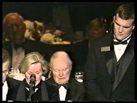 Matt Stinchcomb - 1998 Campbell Trophy Acceptance Speech