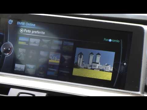 BMW serie 3 infotainment e connected drive da HDmotori.it