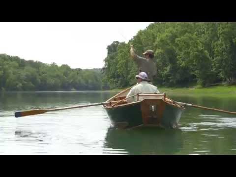 Trout Fishing On The Cumberland River 2015