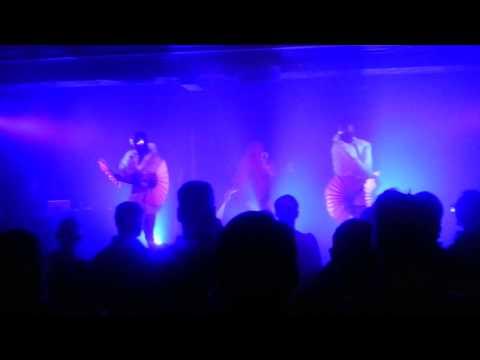 Christeene - Big Shot - Live in London 05/07/2014 Soho Theatre