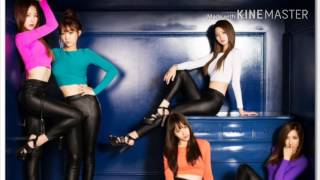EXID Up&Down (Speed up)