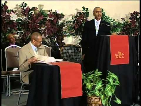 Pastor Gino Jennings Truth of God Broadcast 952-954 Part 1 of 2 Raw Footage!