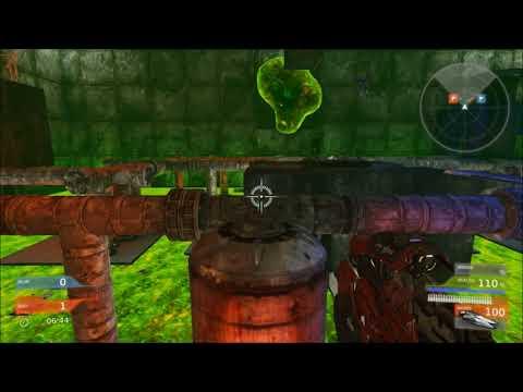 Radioactive Dump - Trailer Map UDK 3