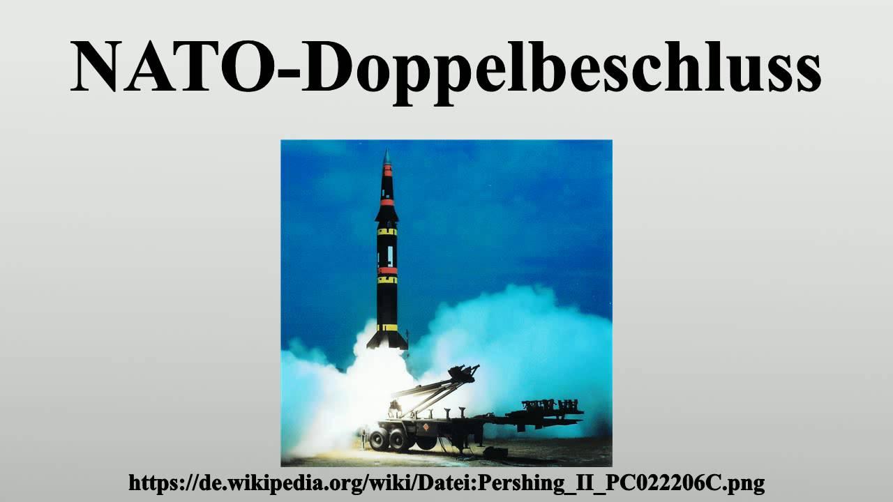 Nato-Doppelbeschluss