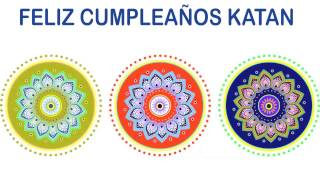 Katan   Indian Designs - Happy Birthday