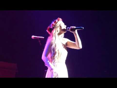 Clare Bowen ~ Black Roses ~ ABC Nashville Live ~ Nokia Theatre ~ 05/09/15