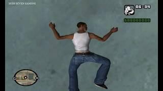 GTA San Andreas Wasted #3 (Funny Moments)