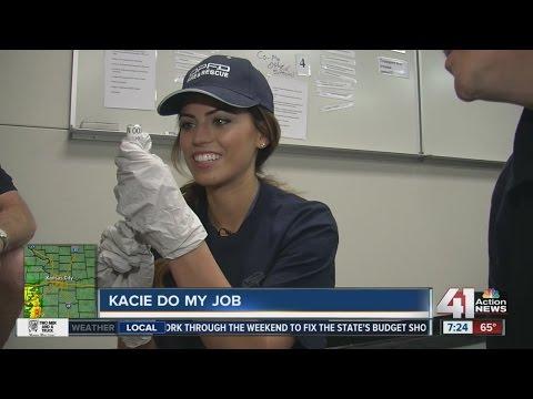 Kacie Do My Job: Emergency Medical Technician