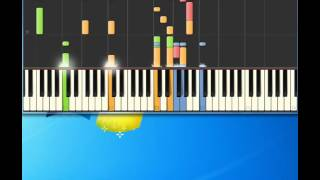 Andy Williams   Walk On By [Piano tutorial by Synthesia]