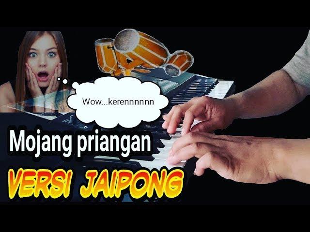 Jaipong - Mojang Priangan - Robot Percussion - YouTube