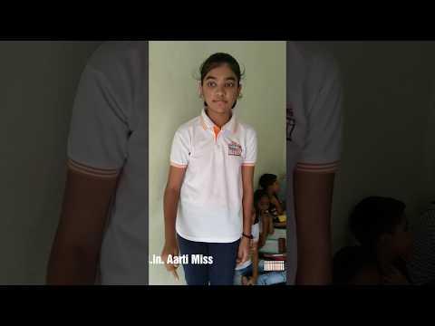 Chanakya Abacus Student, Aarti Miss, Shivani Pundlikrao Puyad 2