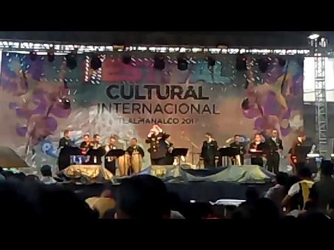 Orquesta Marea Alta de la Secretaría Armada de Mexico