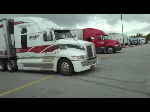 Kamion King - Jedna šoferska sedmica