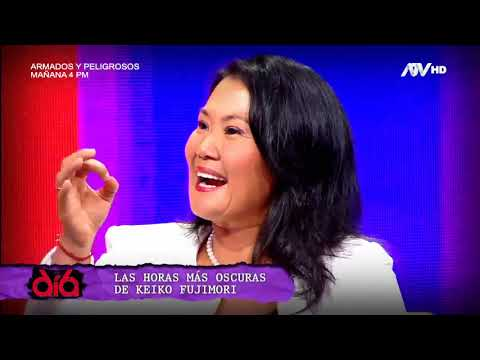 Las horas más oscuras de Keiko Fujimori
